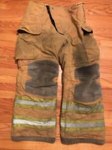 Lion Janesville Firefighter Turnout Pants Bunker Gear With Liner 3