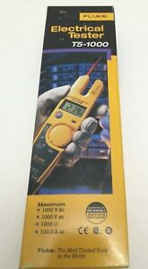 Fluke T5 1000 With Transcat Calibrate Exp Nov 2018 Brand New Free Shipping