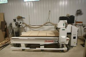 Laguna Smartshop I 4x8 Cnc Router Current Model