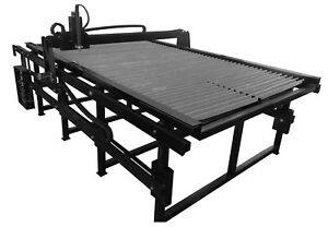 Go Fab Cnc Plasma Table 4 X 8 With Wireless Control Tablet