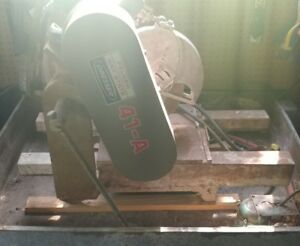 Felker 41 a Tile Saw Wet Saw Pre owned Bargain Local Pick up
