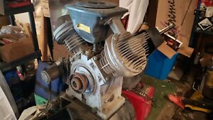 Atlas Copco Le55 10 Uv Air Compressor Pump Motor Open To Reasonable Offers