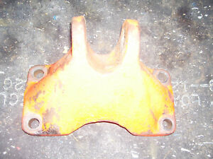 Vintage Ji Case 930 Row Crop Ck Tractor 3 Point Top Link Casting 1966