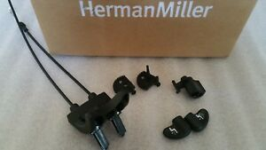 Herman Miller Aeron Chair Parts Forward Tilt Cable Kit For Classic Aerons Oem