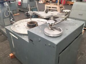 Strasbaugh 6e Polisher Laping Lapping Robot Arm Without Table