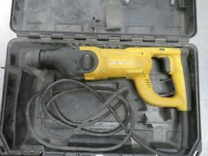 Dewalt D25203k Sds Rotary Hammer Corded In Case Used