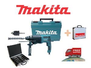Makita Hr2630x1 Rotary Hammer Drill 3mode Corporation Japan 13 Drill chisels