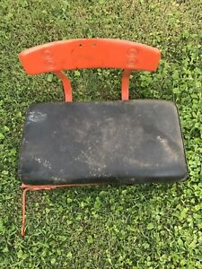 Allis Chalmers B C Tractor Ac 1945 Cushioned Seat