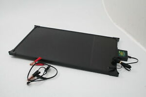 Battery Tender 021 1164 10w Solar Panel Charger And Maintainer Waterproof Black