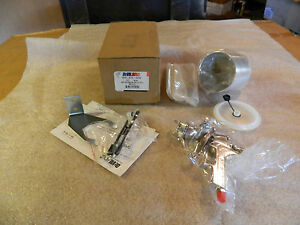 New Old Stock Devilbiss Gfg 619 10fw Finishline Gravity Feed Spray Gun