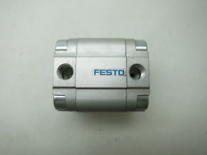 Festo Advu 32 15 p a Double Acting Pneumatic Cylinder 32mm 15mm 10bar