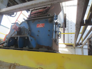 Flail Hammermill American Pulverizer Model Wcf