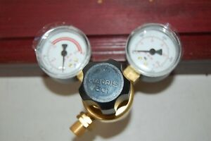 Harris 601 Welding Acetylene Cga 200 Regulator 30 Psi 400 Psi 601 15 200