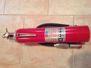 Ansul Dry Chemical 5 Lb Fire Extinguisher