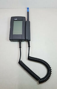 Lufft C210 5120 10 Hand held Unit For Measuring Temperature Relative Humidity