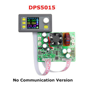 Dps5015 50v 15a Adjustable Step down Regulated Lcd Digital Power Supply Module