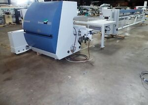Weinig Grecon Profijoint Pj 150 500 Finger Jointing Machine With Press 2006