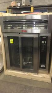 Lbc Electric Half Rack Oven With Mini Proofer