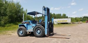 Taylor Forklift 16000 Lb Capacity 4x4