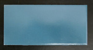 Vintage Subway Dura Tile Matte Blue