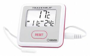 Traceable Digital Thermometer Sentry C 4121