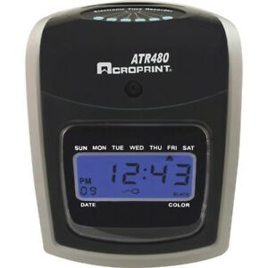 Acroprint Electronic Time Clock 010285001