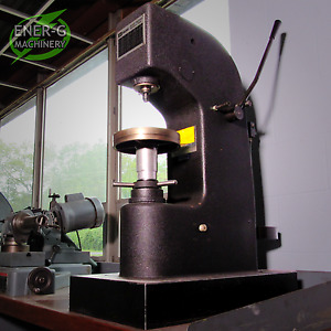 Acco Wilson Brinell Hardness Tester With Test Block