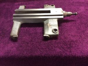 Atlas craftsman Th42 Lathe Saddle Casting Mpn 10f 9 And Attached Parts