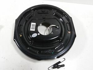 Husky 30787 Black Painted 12 X 2 Right Hand Hydraulic Brake Assembly