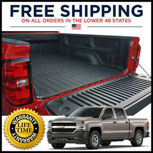 2014 2018 Dualliner Bed Liner Silverado Sierra 1500 Short 5 8 Ft Bed Gmf1458