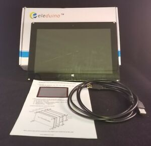 Eleduino Raspberry Pi 10 1 Inch 1280x800 Display Capacitive Touchscreen With Usb