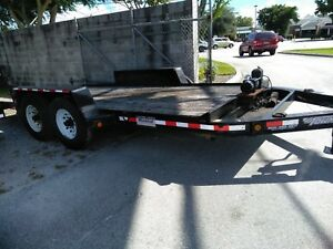 2012 Towmaster Trailer T 12dt Dual Axle 14 000lbs no Rust