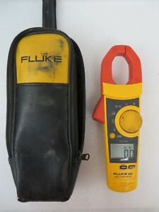 Fluke 902 Hvac Amp True Rms Clamp Meter With Case