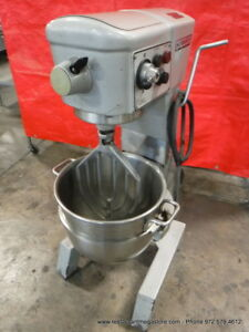 Hobart D 300t Timer Donut Dough Mixer 30 Quart With Bowl Paddle