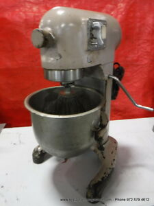 Hobart C100 Donut Bakery Mixer 10 Quart With Bowl And Whip