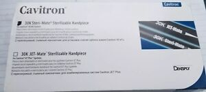 Dentsply 30k Steri mate Cavitron Handpieces Box Of 3 Reference 78703 New