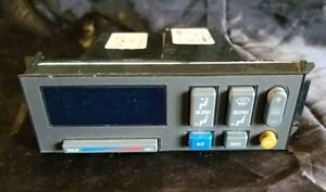 1988 94 Chevy Suburban Truck Digital Electronic Heater Climate Control Panel Max