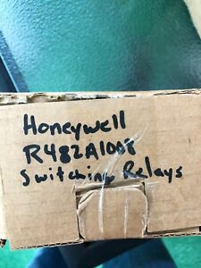 Honeywell Switching Relay R482a1008
