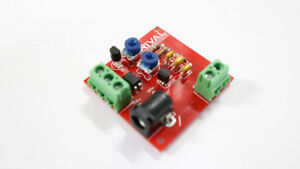 Pwm To Voltage Spindle Speed Converter W Power Supply