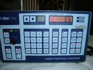 Met One Particle Counter