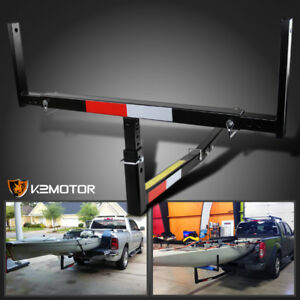 Pick Up Truck Bed Extender Extension Rack For Boat Lumber Long Load