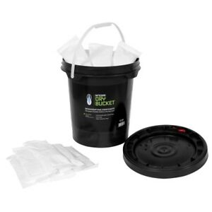 Integra Boost 5 Gal Dry Bucket Large 30 Desiccant Packs 200 Grams Each