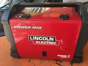 Lincolm 210mp Mig tig stick Welder low Hours free Shipping