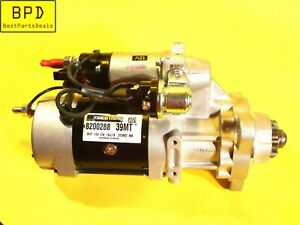 Genuine Heavy Truck Starter Oem Delco Remy 8200288 39mt
