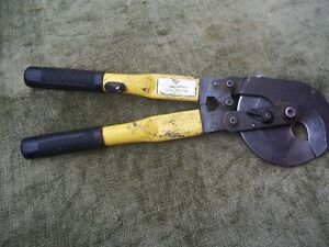 Gb Gardner Bender Grc 750 Ratcheting Cable Cutters