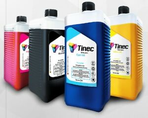 Tinec Dye Sublimation Ink 4l Pack For Epson Brother Kyocera Ricoh Panasonic