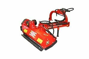 41 Heavy Duty Verge ditch Bank Flail Mower