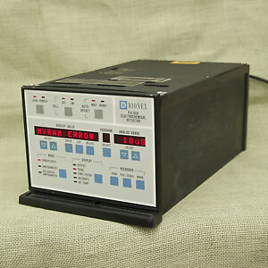 Thermo Dionex Ped 2 Pulsed Electrochemical Detector Chromatography Lab Detector