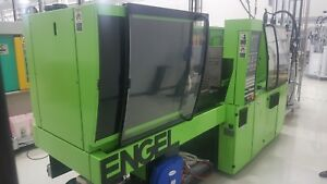 2002 Engel Es 20075 Hl Tiebarless Injection Molding Machine
