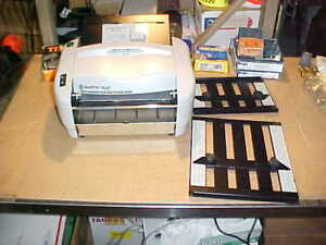 1 new Martin Yale 7400 Rapidfold Autofolder P7400 Missing A Few Parts